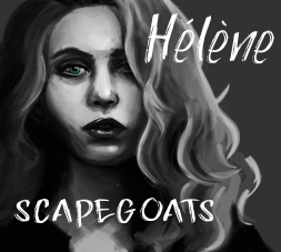 Helene CD front page lettered