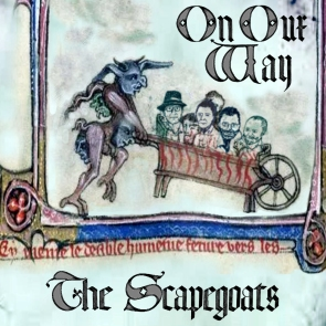Scapegoats CD front cover
